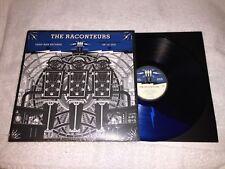 The Raconteurs Live at Third Man Blue & Black Signed Vault #10 Brendan Benson