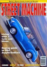 STREET MACHINE JUNE 1993-TWIN CAM MINOR-57 FORD-MK2 ZEPHYR ZODIAC GUIDE-MODEL A