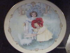 Hamilton 1989 Maud Humphrey Bogart Little Ladies KITTY'S BATH  Ltd Ed Plate