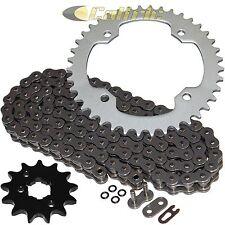O-Ring Drive Chain & Sprockets Kit Fits YAMAHA WARRIOR 350 YFM350X 1987 1988