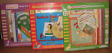 Curious George, Martha Speaks, Five Little Monkeys Learning Boxed Sets NEW