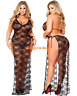 Plus Size Sexy Women's Lingerie Lace Dress Babydoll Nightwear Sleepwear G-String