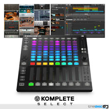 Native Instruments Maschine Jam and 'FREE' Komplete 11 Select Software