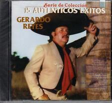 Gerardo Reyes 15 Autenticos Exitos Serie De Coleccion Cd No Sellada