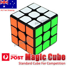 Melbourne Stock Magic Cube 3x3x3 Super Smooth Fast Speed Rubik Puzzle