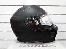 Simpson Venom Motorcycle Helmet: Matt Black: Sizes Available