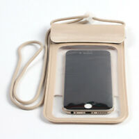 Waterproof Case Bags Swimming Phone Pouch Maximum 6.3 inch Mobile Phone