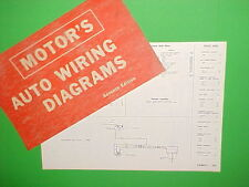 1966 mercury comet cyclone gt convertible 1963 1964 1965 1966 1967 mercury comet convertible cyclone gt wiring diagrams