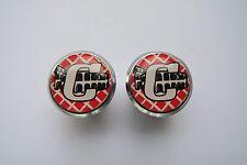 new Chesini X-Uno Handlebar End Plugs, plug Bar End Caps very rare vintage