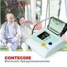 CONTEC08E Upper Arm Blood pressure Monitor Color display