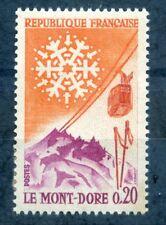 France 1961 Mont Dore cable car mint