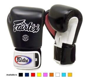 Fairtex Muay Thai Style Sparring Glove BGV1
