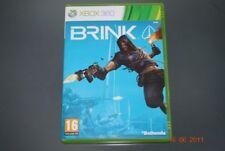 Brink Xbox 360 UK PAL **FREE UK POSTAGE**