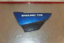 YAMAHA DT175 DT 175 ENDURO SIDE FRAME COVER PANEL OEM