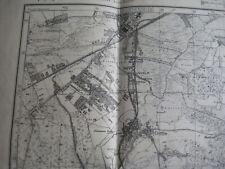 Brandenburg an der Havel 1:25.000  Göttin Grebs Neuendorf Umgebung Karte 3641