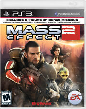Mass Effect 2 PS3 New Playstation 3