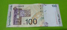 AK 3398065 Ali Abu Hassan side signature sign Rm100 banknote VF EF