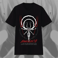 EVA NEON GENESIS EVANGELION Code 13 T-shirt Cosplay Unisex Anime Tee Shirts Top