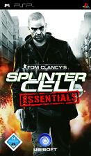 Tom Clancy's Splinter Cell: Essentials (Sony PSP, 2006)