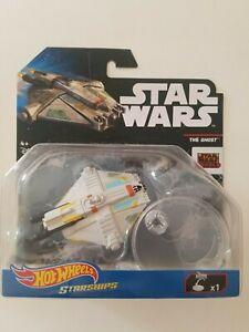 Hot Wheels Starships Star Wars Rebels The Ghost Disney