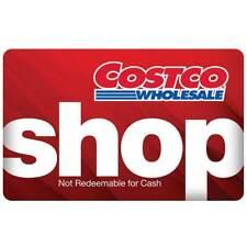 Costco Gift Card $200 - $2000 *NO MEMBERSHIP NEEDED* FREE SHIPPING no expiration