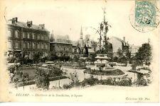 76 Fécamp distillerie de la Bénédictine le square dos non divisé 1904