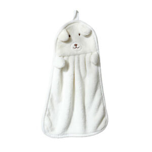 Cute Hand Towels UltraThick Kids BathroomTowel Microfiber Absorbent Hand Towels