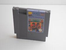 Bad Dudes vs Dragonninja pour Nintendo NES