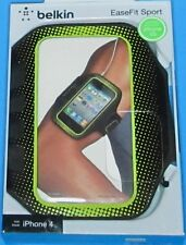 Belkin EaseFit Sport iPhone 4/4S Case & other similar size-Black w/Lime Features