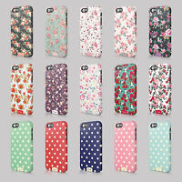 Tirita Shabby Chic Floral Retro Phone Case Hard Cover For Sony Xperia