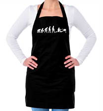 Evolution Of Man Rowing Machine Unisex Apron - Rower - Row - Boat - Rower