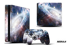 Skin Decal Wrap For PS4 Slim Playstation 4 SLIM Console + Controller Stickers NB