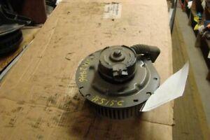 Blower Motor Fits 00-11 RANGER 56327