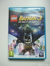 Nintendo Wii U / Lego Batman Au-delà de Gotham [ Version PAL Française ]