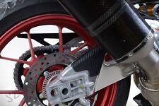 Aprilia Tuono V4 1100 2017 R&G Racing Carbon Fibre Swingarm Guard Cover CSG0001C