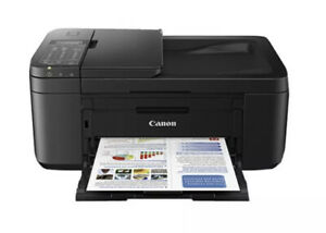 BRAND NEW Canon PIXMA TR4522 Compact Wireless All-in-One Inkjet Office Printer🔥