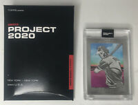Topps Project 2020 Cal Ripken Orioles #92 Don C Baseball Card w/ Box