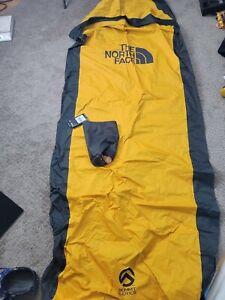 The North Face Assault Bivy Ultralight Climbing Mountaineer Shelter Tent Sleepin