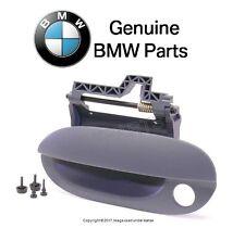For BMW E39 525i 528i 530i M5 Front Passenger Right Outside Primered Door Handle