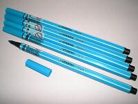 5x Stabilo PEN 68 hellblau Fasermaler Strichstärke 1,0 mm 68/31 Filzstift NEU