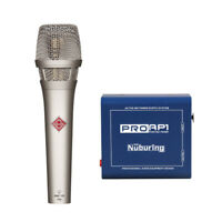 Condenser microphone KMS105 professional supercardioid studio Recording live mic
