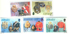 Military Uniforms-Jersey fine used-cto set