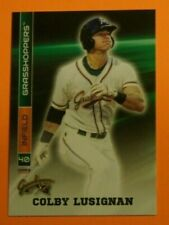 2017 Choice, Greensboro Grasshoppers - COLBY LUSIGNAN