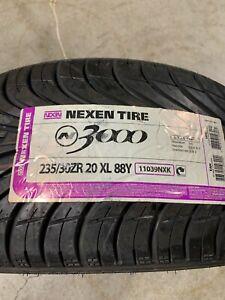 1 New 235 30 20 Nexen N3000 Tire