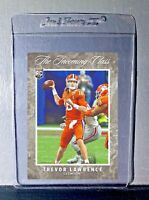 Trevor Lawrence 2021 Panini NFL The Incoming Class Rookie Football Card PreSale