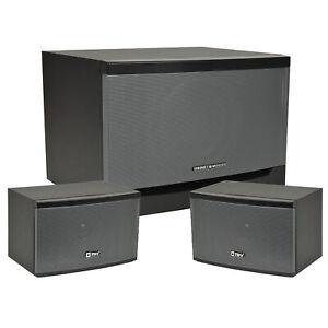 Thonet & Vander Laut Bt 2.1 340W Peak 68WRMS Multimedia Bluetooth Surround Sound