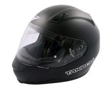 Helmet, scooter helmet, motorcycle helmet Takachi TK41 satin-black - size L