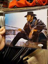 Clint Eastwood Autographed Signed 8x10 Photo JSA COA