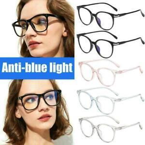 1x Anti-blue Lights Blocking Filter Computer Gaming Glasses Care Eyeglasses B1L3