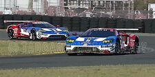 Ford GT GTLM at Roar Before the Rolex 24 Race Car Photo CA-1404